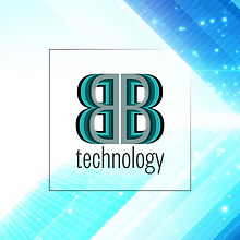 Logo -B&B technology- designed by labeuse.ch