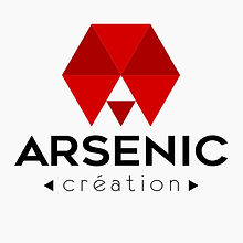 Logo -Arsenic- designed by labeuse.ch