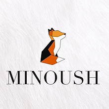 Logo -Minoush- desined by labeuse.ch