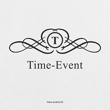 Logo -Time-Event- designed by labeuse.ch