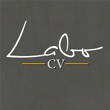 Logo -Labo-CV- designed by labeuse.ch