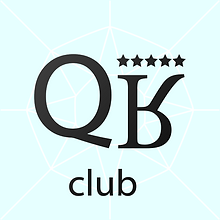 Logo -QR club- designed by labeuse.ch