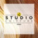 Logo -Le Studio coiffure- designed by labeuse.ch