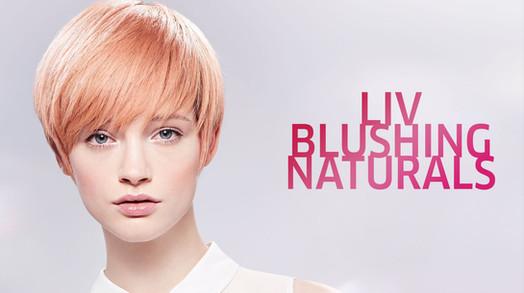 Blushing Naturals header