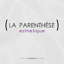 Logo -la parenthèse- designed by labeuse.ch