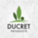 Logo -Ducret paysagiste- designed by labeuse.ch
