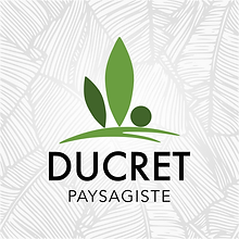 Logo -Ducret paysagiste- designed by labeuse.ch