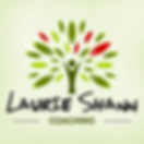 Logo -Laurie Shann coaching- designed by labeuse.ch