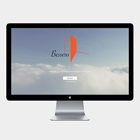 site web -Bessero- designed by labeuse.ch