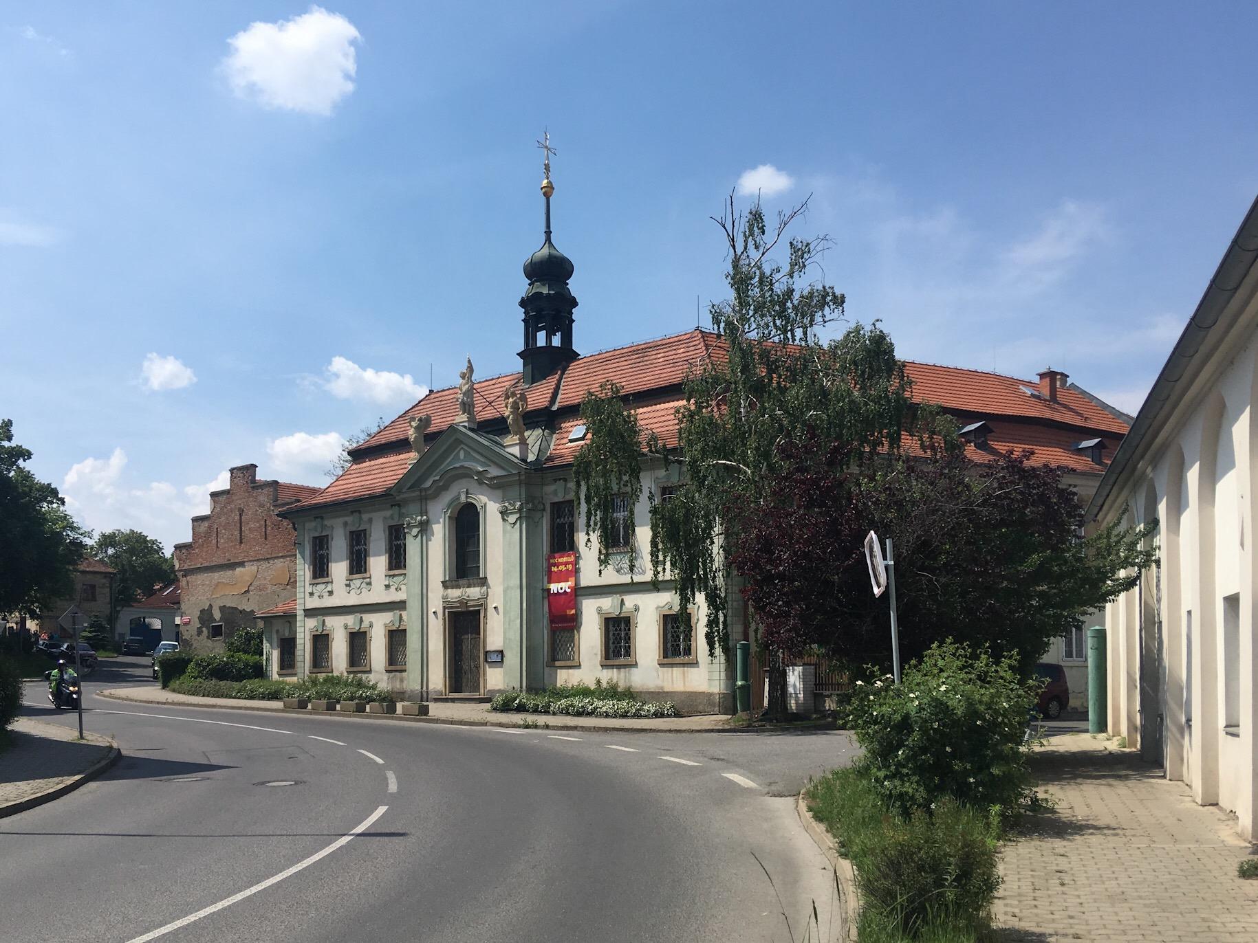 Kaple-Praha-Dablice