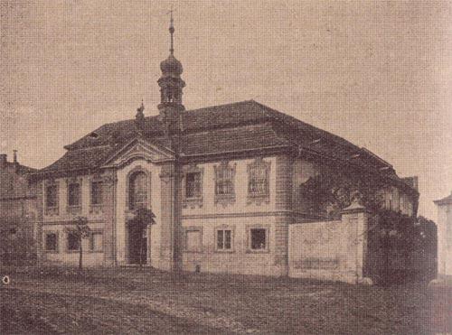 Kaple-historicka
