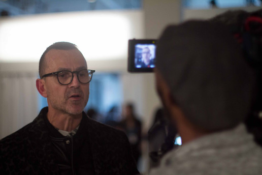 Steve Kolb is the president and chief executive officer of the Council of Fashion Designers of America (CFDA)