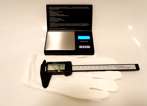 Coin Weight & Measure Pack