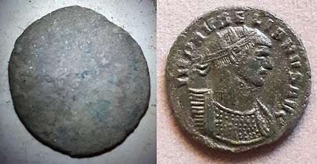 Gladius Bronze before and after.jpg