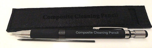 Composite Cleaning Pencil including Roman Coin.