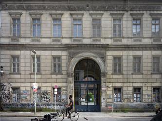 אוֹגוּסטשטראסֶה, ברלין