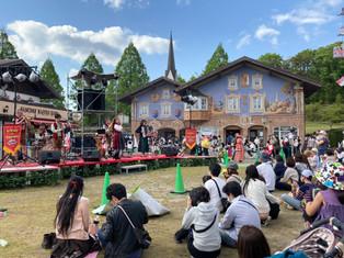 愛知 テーマパーク ドイツ音楽バンド
