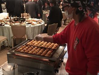 大阪 企業パーティー ケータリング