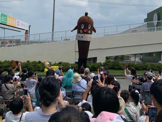 石川 ゆるキャラ ステージイベント