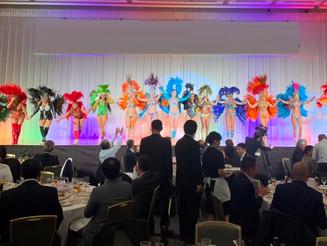 大阪 企業周年パーティー サンバショー