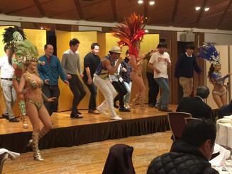 奈良 企業パーティー サンバショー
