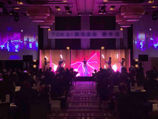 静岡 LEDパフォーマー 企業イベント