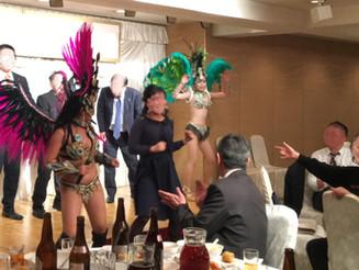 大阪 企業イベント サンバショー