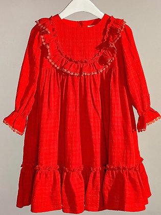 Wild Cherry Dress