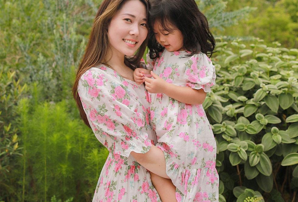 Summer Rosy Dress