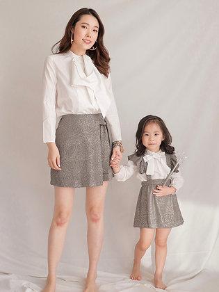 Dazzle Stone Mini Skirt