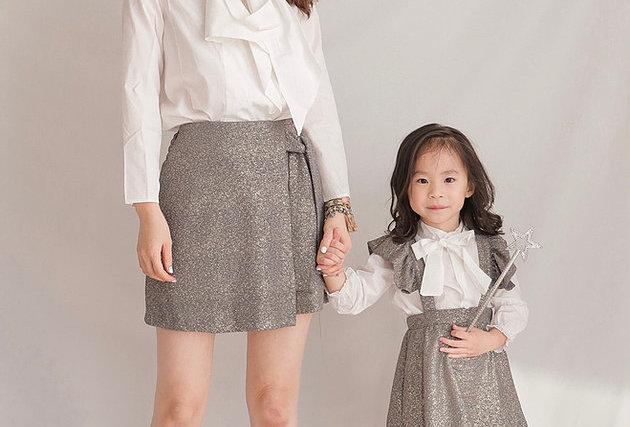 優雅氣質Dazzle Stone Mini Skirt