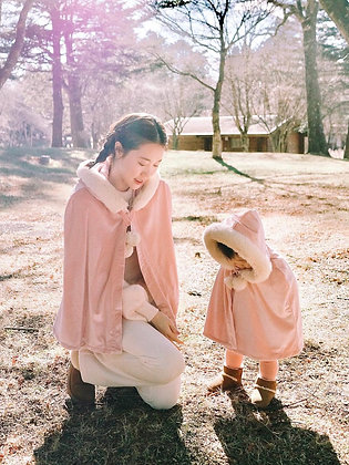 Once Upon a Time Pink Cape