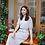 Thumbnail: Floral Tie-Waist Dress