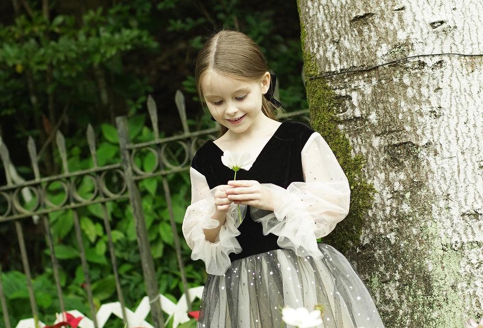 公主裙系列 🖤 Black Swan Dress
