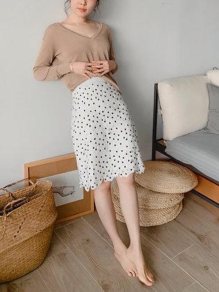 Fresh As a Daisy Flared Skirt