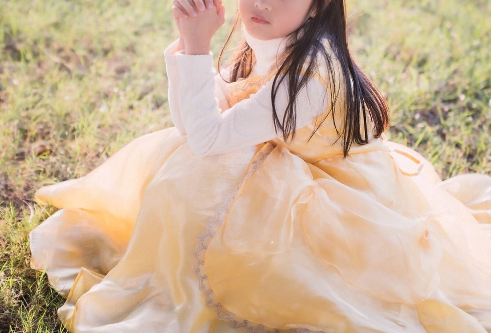 Lalumière系列- 貝兒公主裙