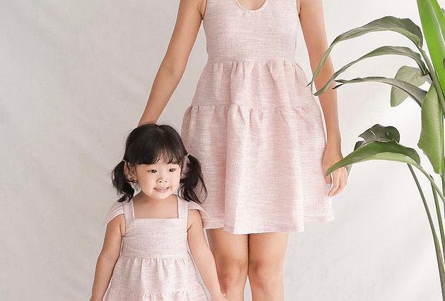 甜美休閒Blossom Layer Dress