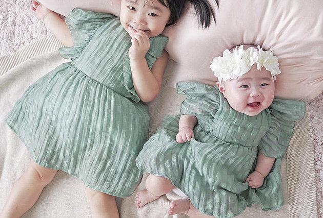 🔺Kids SALE🔻 Olive Green Ruth Dress