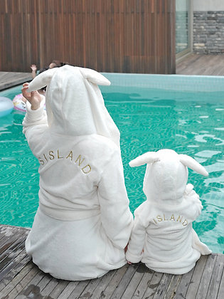 Bunny Bathrobe