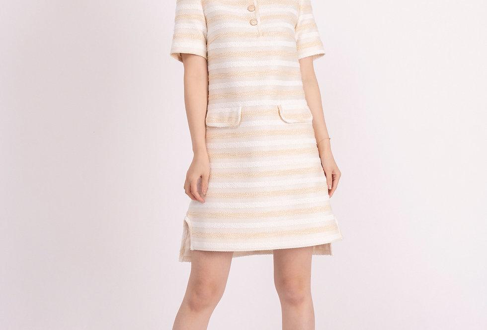 小香風🖤 Classy Tweed Dress
