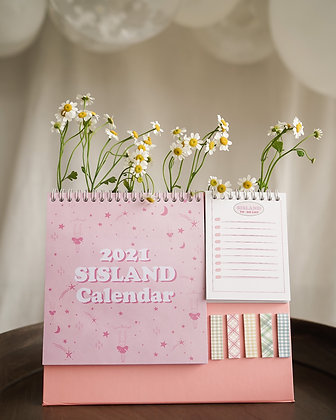 Make A Wish - Sisland 2021 Calendar
