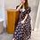 Thumbnail: Frilly Collar Floral Dress