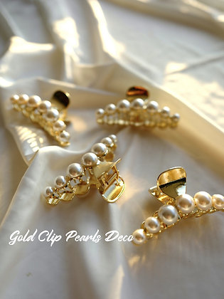 Classic Gold Clip Collection