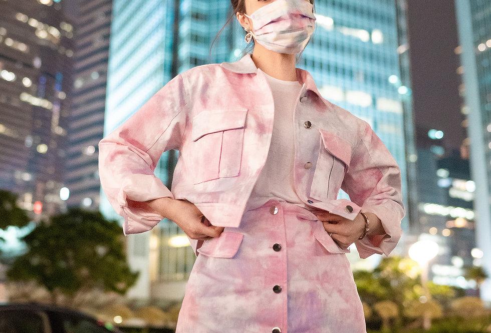 #元氣少女 Unicorn Tie Dye Set