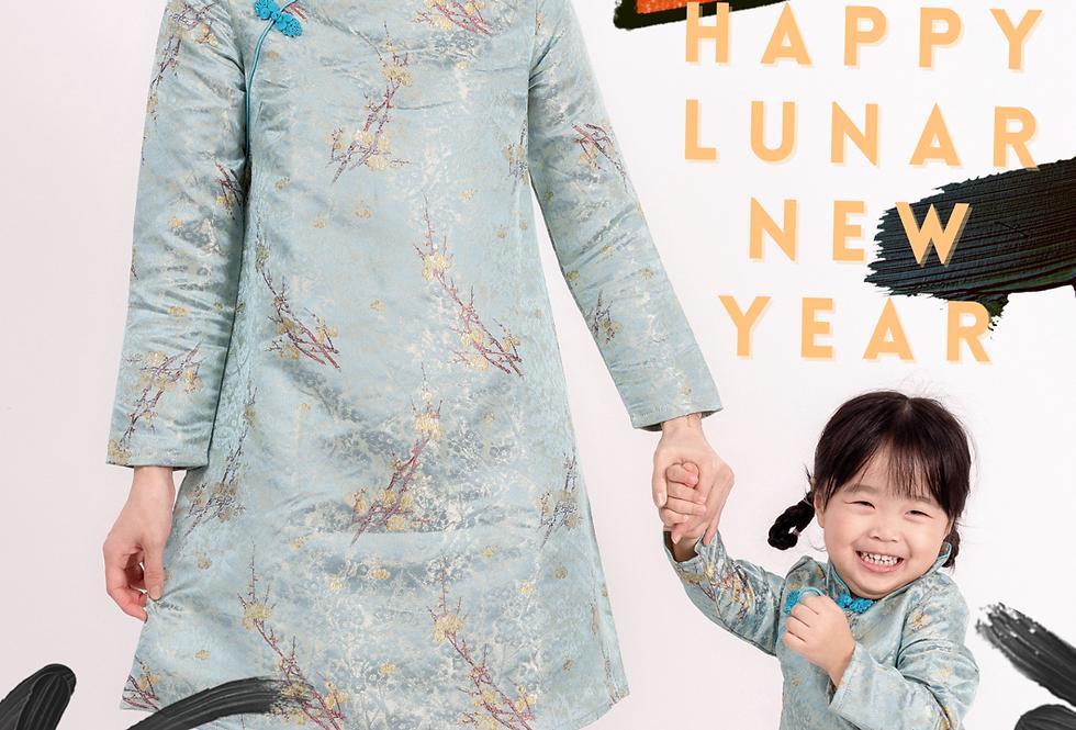 年又過年🧨旗袍裝 Spring Bloom Dress