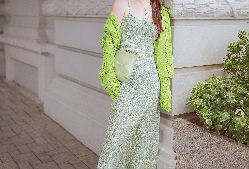 Sweet Daisy Strappy Dress