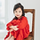 Thumbnail: 家裡都能穿的復古連身裙 Wild Cherry Dress