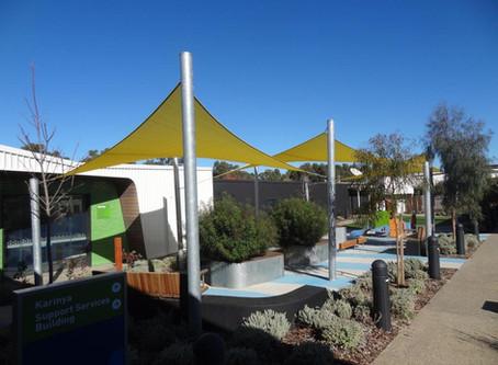 Playground: Numurkah District Health, VIC
