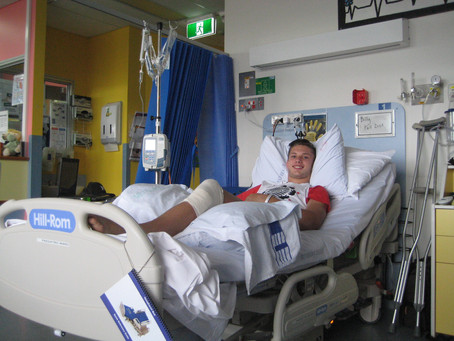 Gympie Hospital - Palliative Care Bed