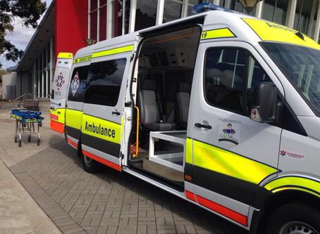NETS Ambulance - South Coast, NSW